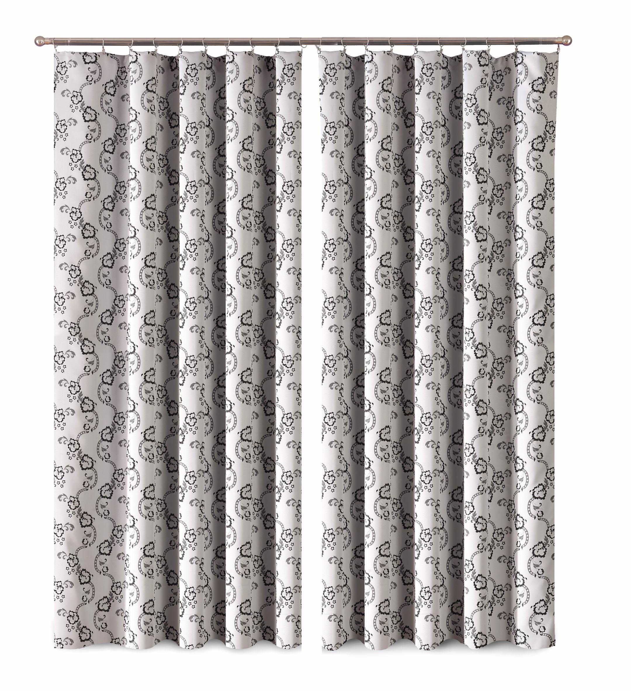 Шторы Primavera Классические шторы Zechariah Цвет: Серый шторы primavera классические шторы tilly цвет серый