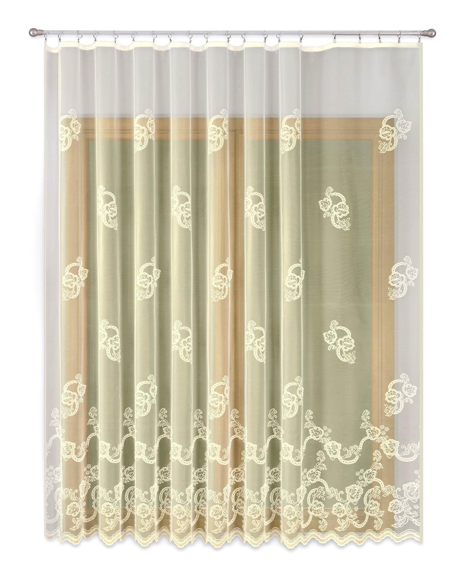 Шторы Primavera Классические шторы Braidy Цвет: Кремовый шторы primavera классические шторы luvinia цвет кремовый