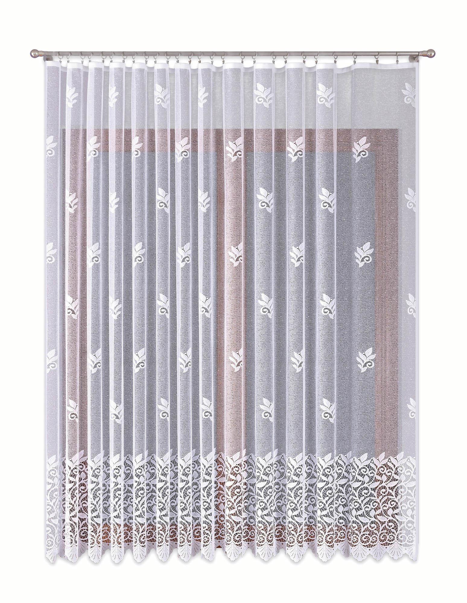 Шторы Primavera Классические шторы Daye Цвет: Белый шторы primavera классические шторы larry цвет белый