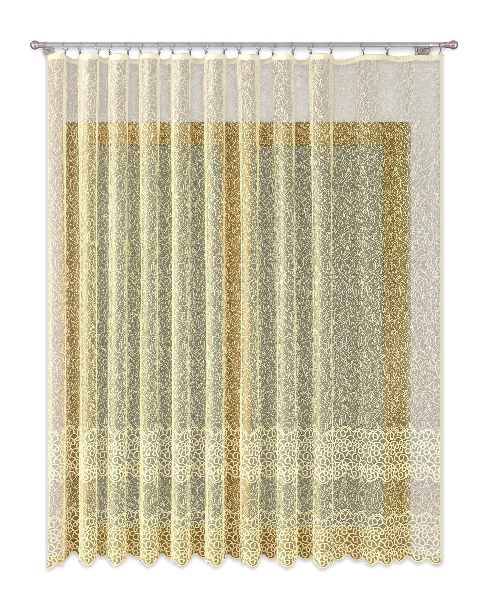 Шторы Primavera Классические шторы Arista Цвет: Кремовый шторы primavera классические шторы tilly цвет серый