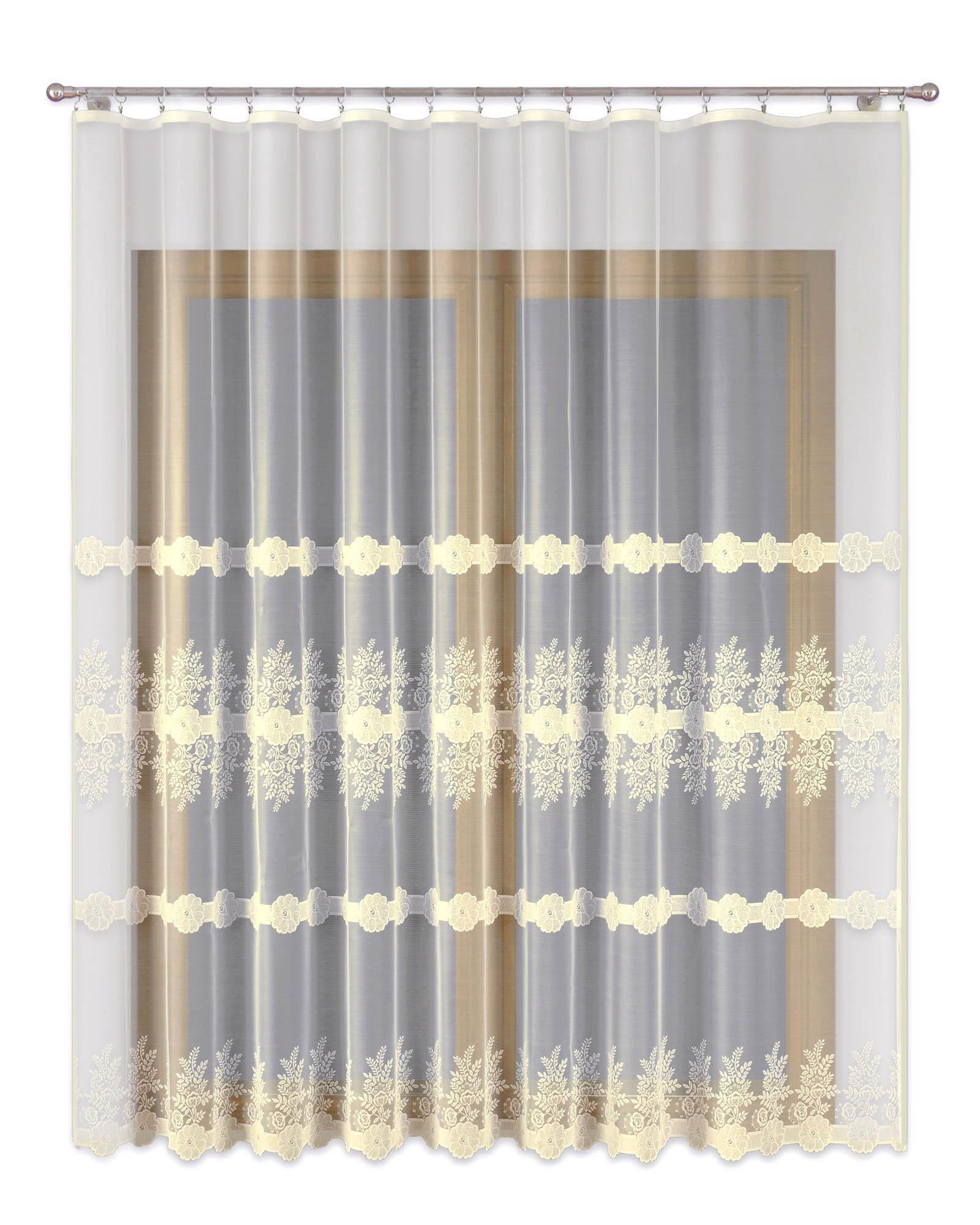 Шторы Primavera Классические шторы Justine Цвет: Кремовый шторы primavera классические шторы luvinia цвет кремовый