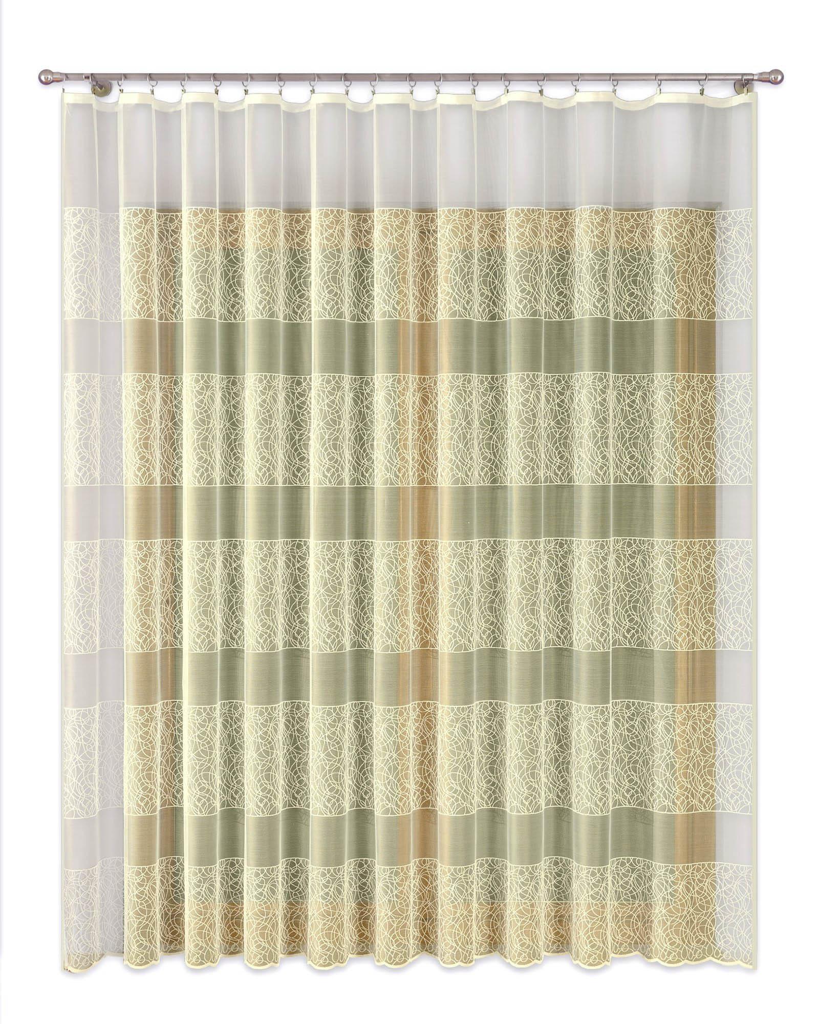 Шторы Primavera Классические шторы Lucian Цвет: Кремовый шторы primavera классические шторы luvinia цвет кремовый