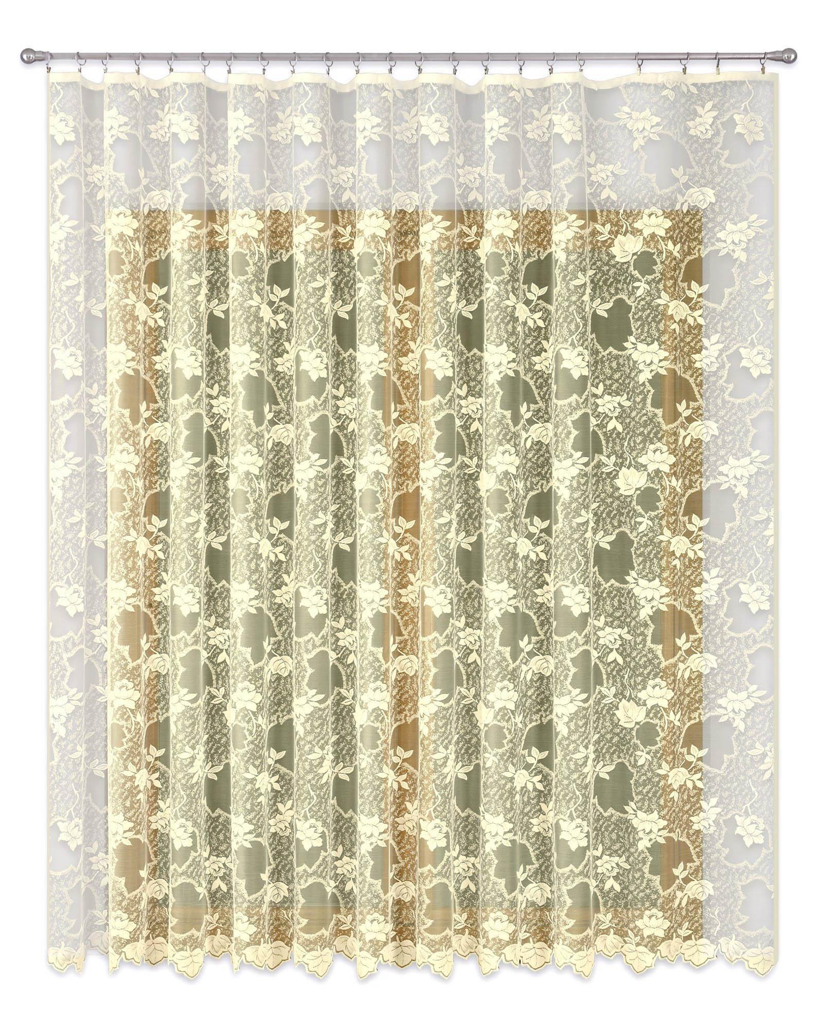 Шторы Primavera Классические шторы Didi Цвет: Кремовый шторы primavera классические шторы didi цвет белый