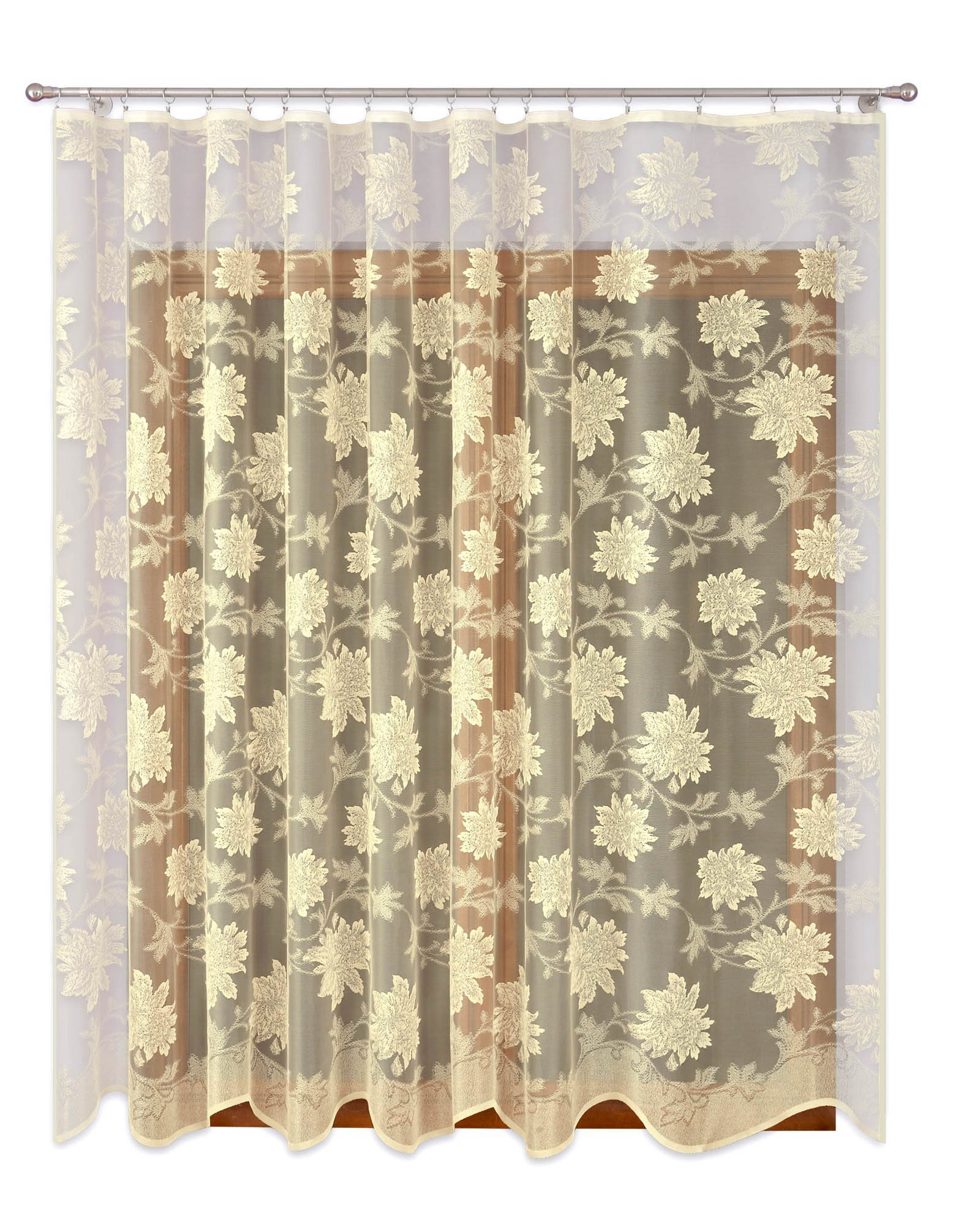 Шторы Primavera Классические шторы Kaylynn Цвет: Бежевый шторы primavera классические шторы maev цвет персиковый