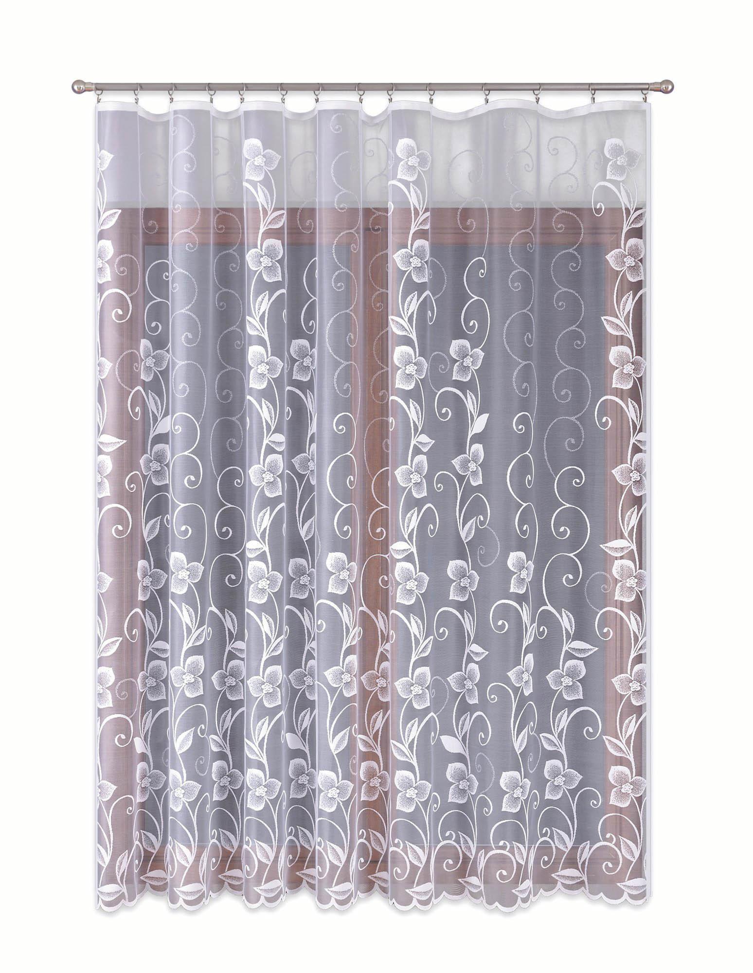Шторы Primavera Классические шторы Lennon Цвет: Белый шторы primavera классические шторы larry цвет белый