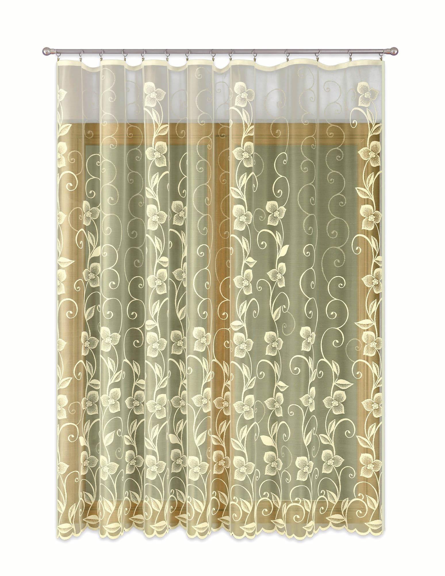 Шторы Primavera Классические шторы Lennon Цвет: Кремовый шторы primavera классические шторы caroline цвет сиреневый