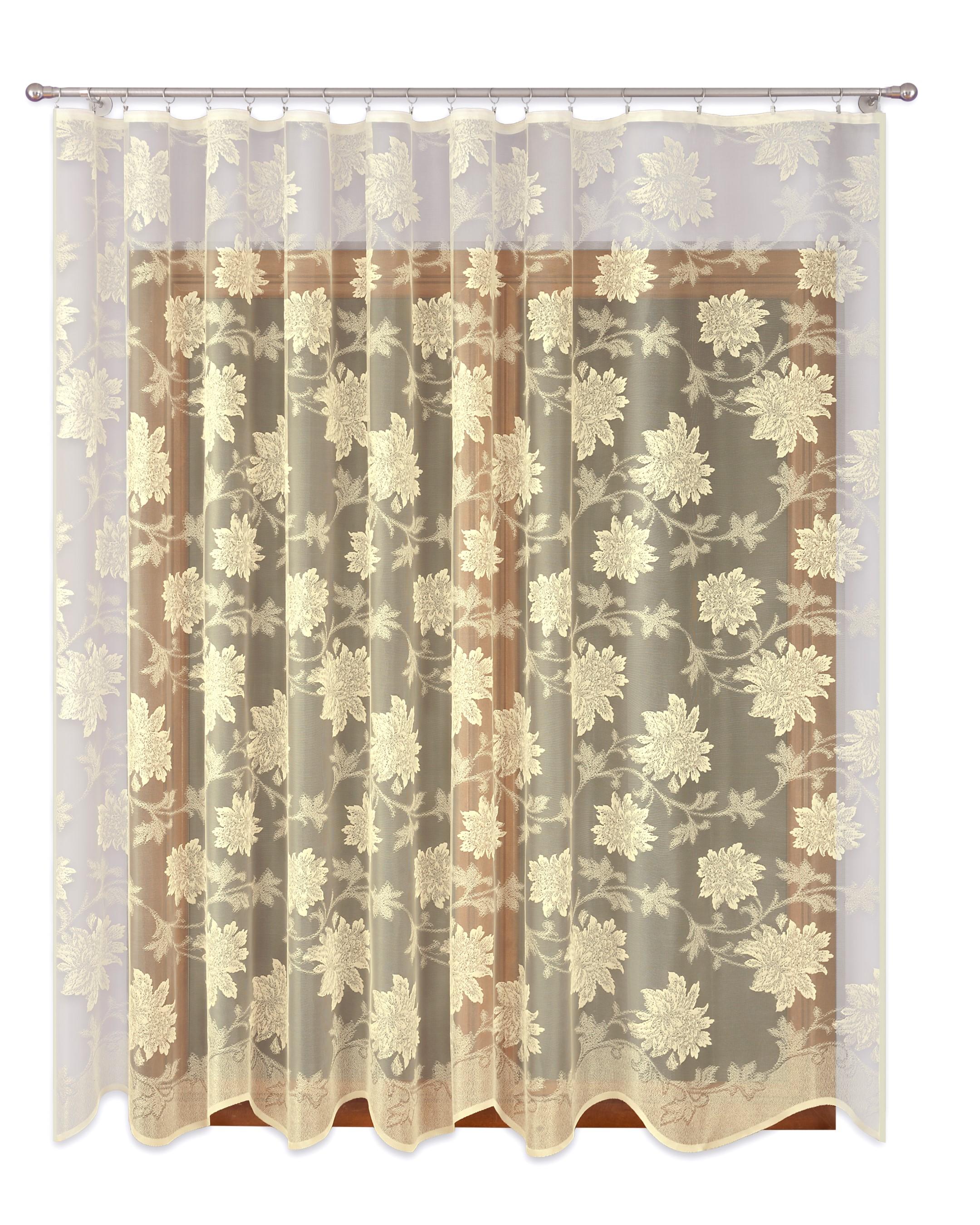 Шторы Primavera Классические шторы Larry Цвет: Кремовый шторы primavera классические шторы larry цвет белый