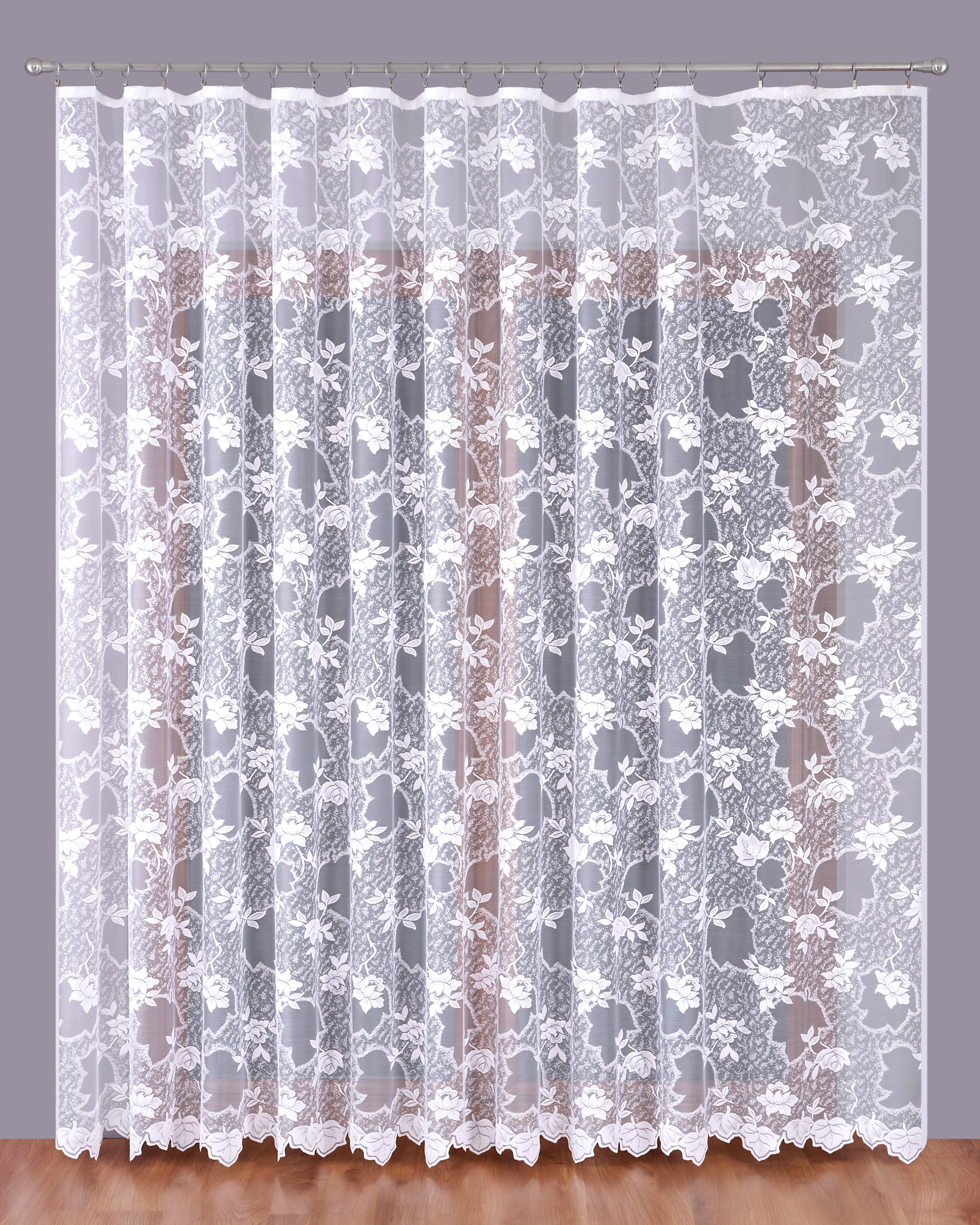 Шторы Primavera Классические шторы Luvinia Цвет: Белый шторы primavera классические шторы larry цвет белый