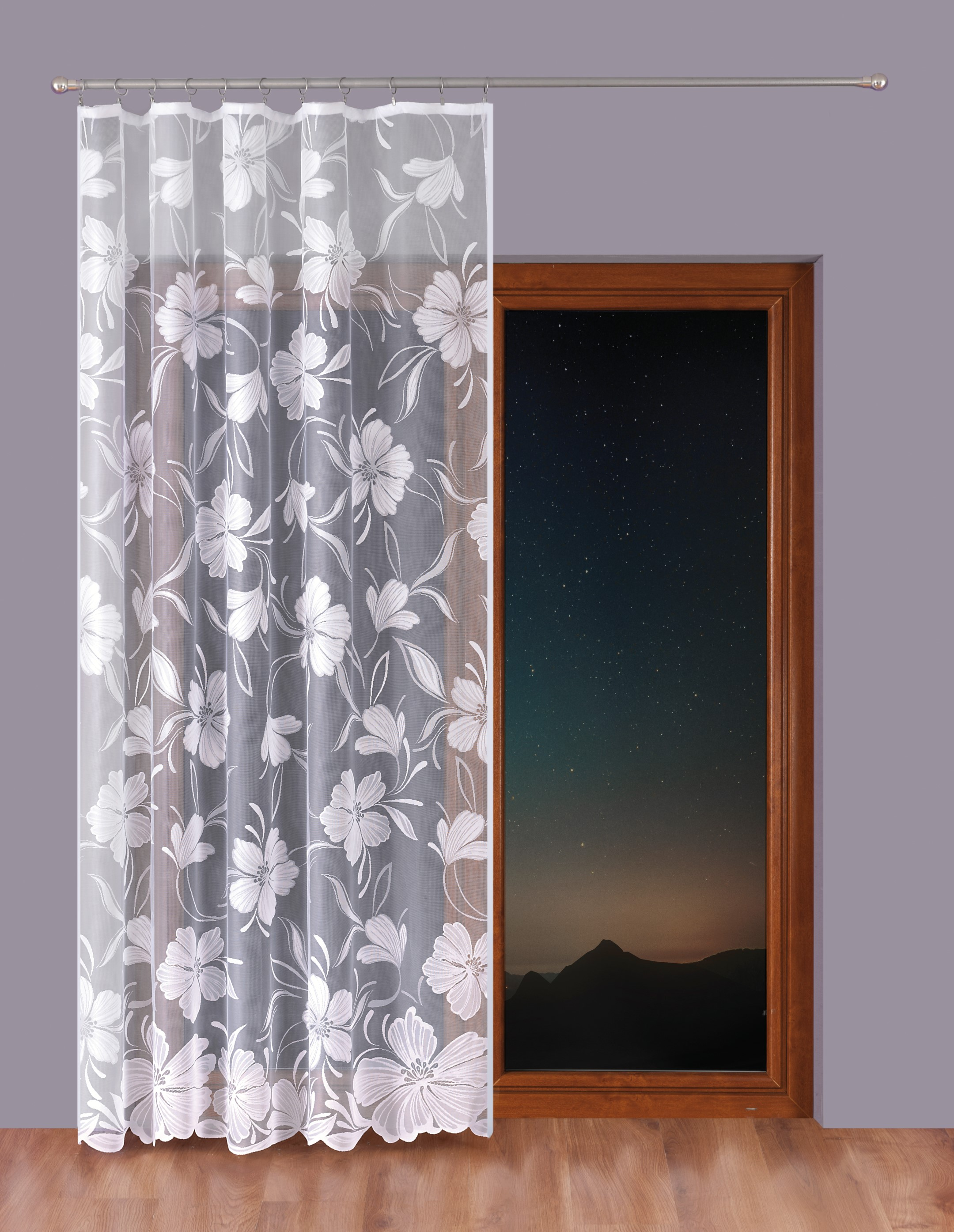 Шторы Primavera Классические шторы Gerry Цвет: Белый шторы primavera классические шторы tilly цвет серый