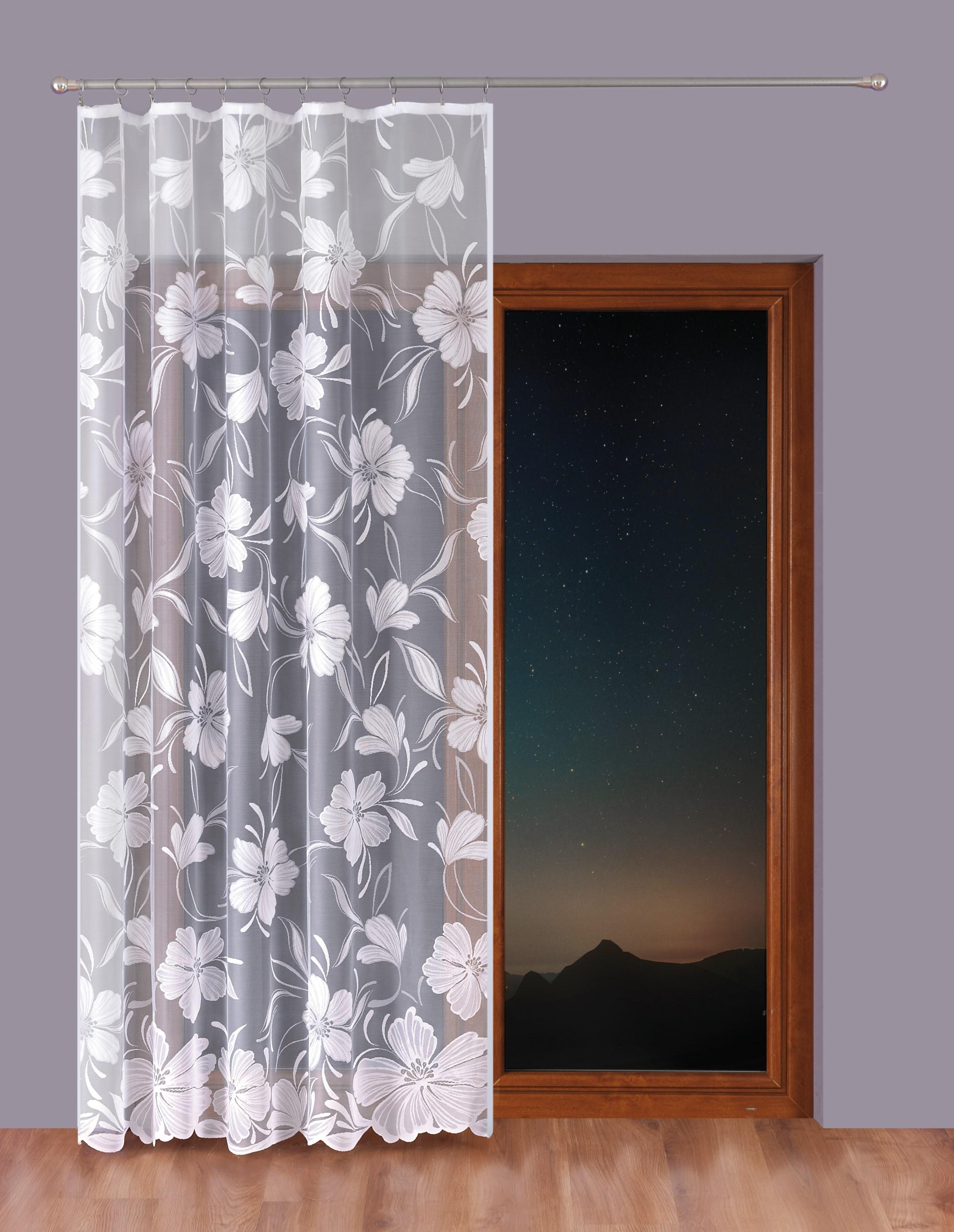 Шторы Primavera Классические шторы Gerry Цвет: Белый