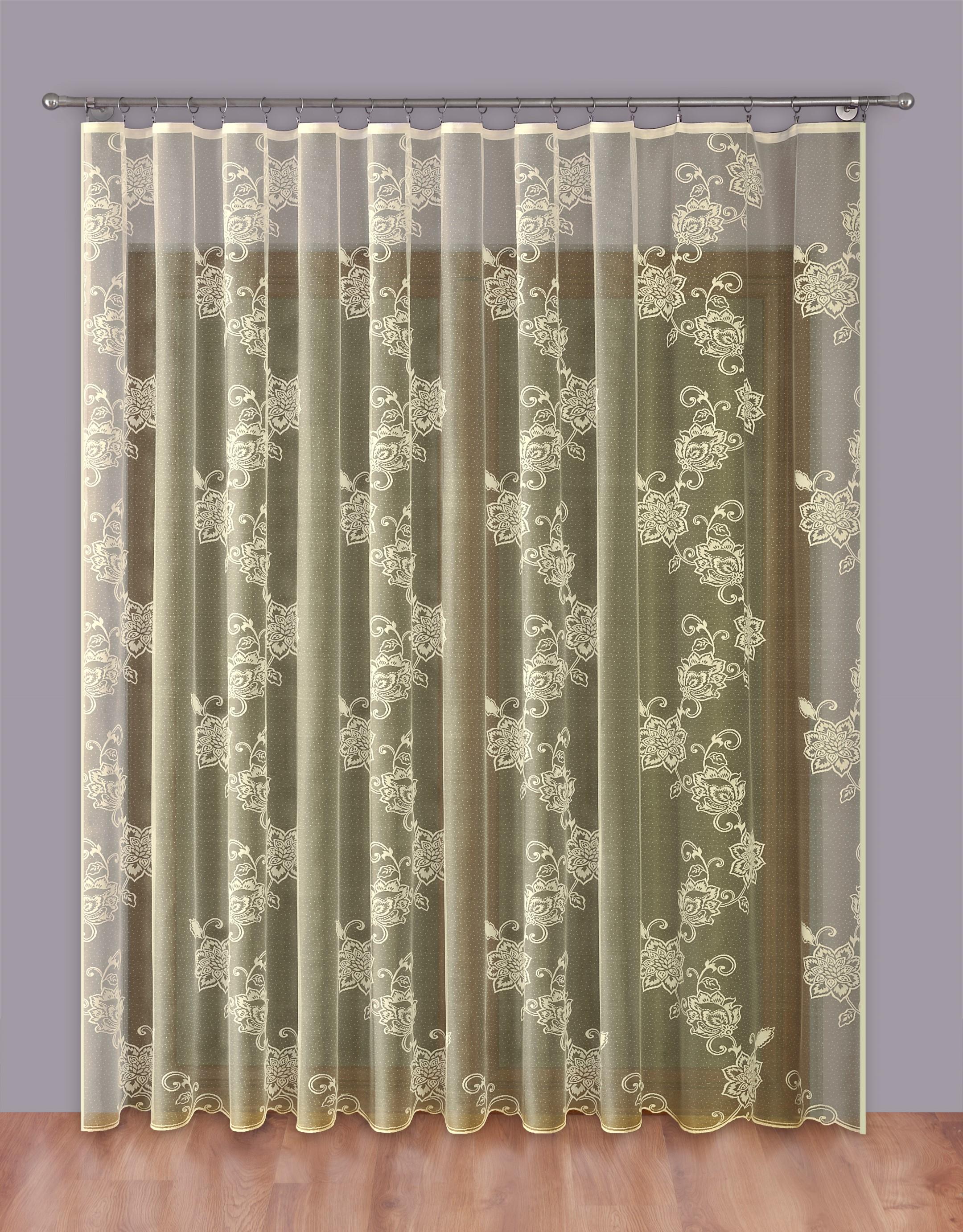 Шторы Primavera Классические шторы Innes Цвет: Кремовый шторы kauffort классические шторы barolo