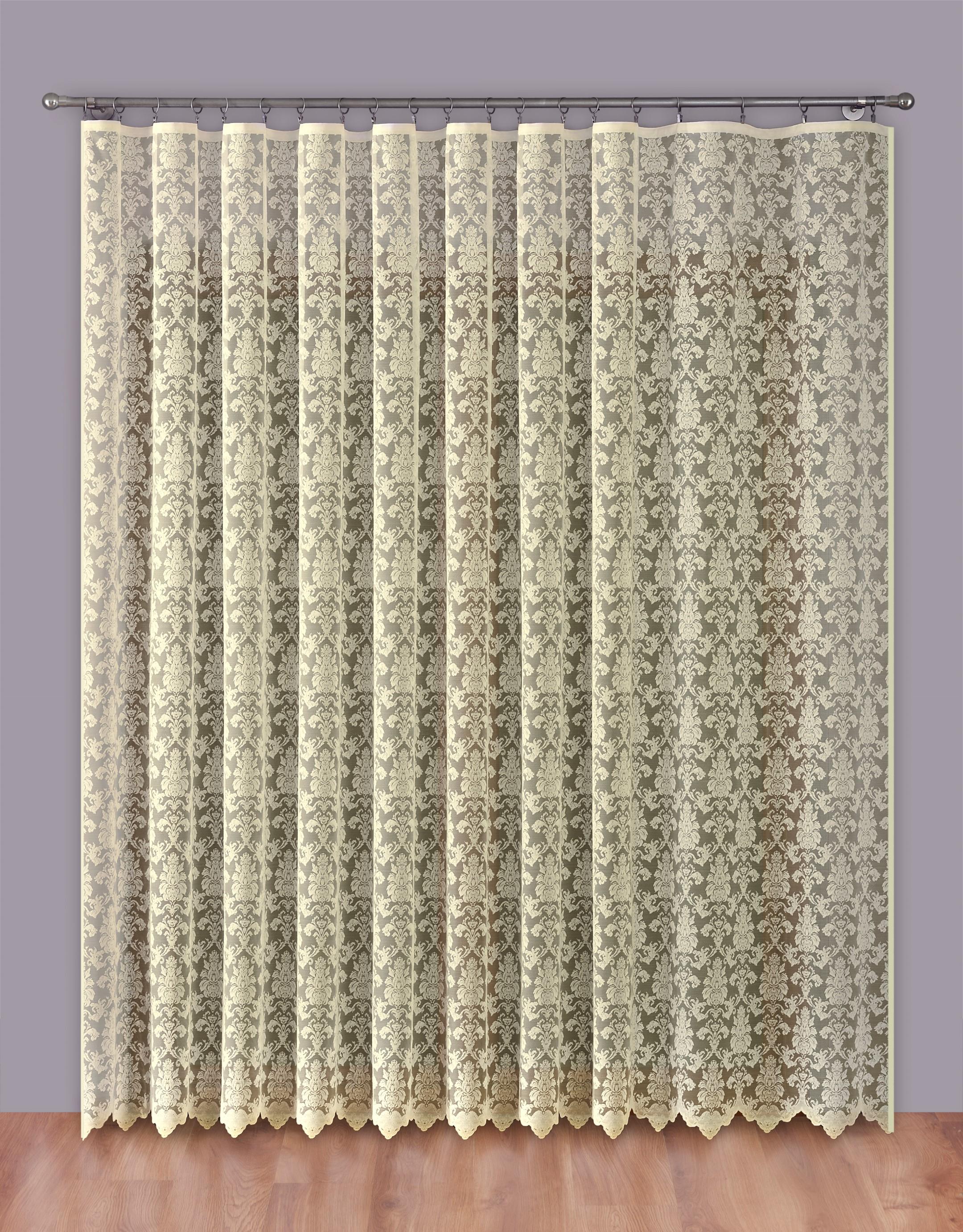 Шторы Primavera Классические шторы Aherne Цвет: Кремовый шторы primavera классические шторы tilly цвет серый