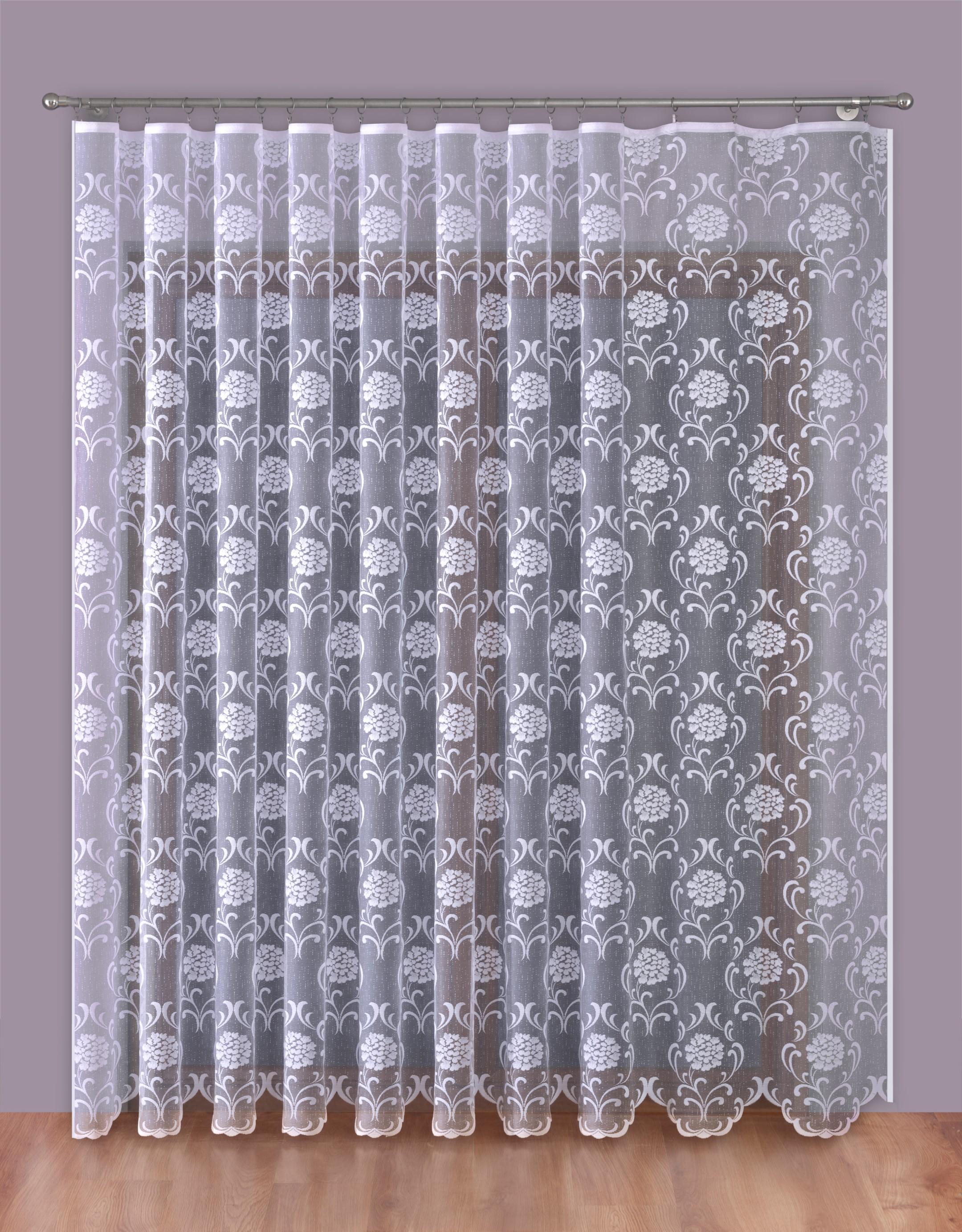 Шторы Primavera Классические шторы Larry Цвет: Белый шторы primavera классические шторы maev цвет персиковый