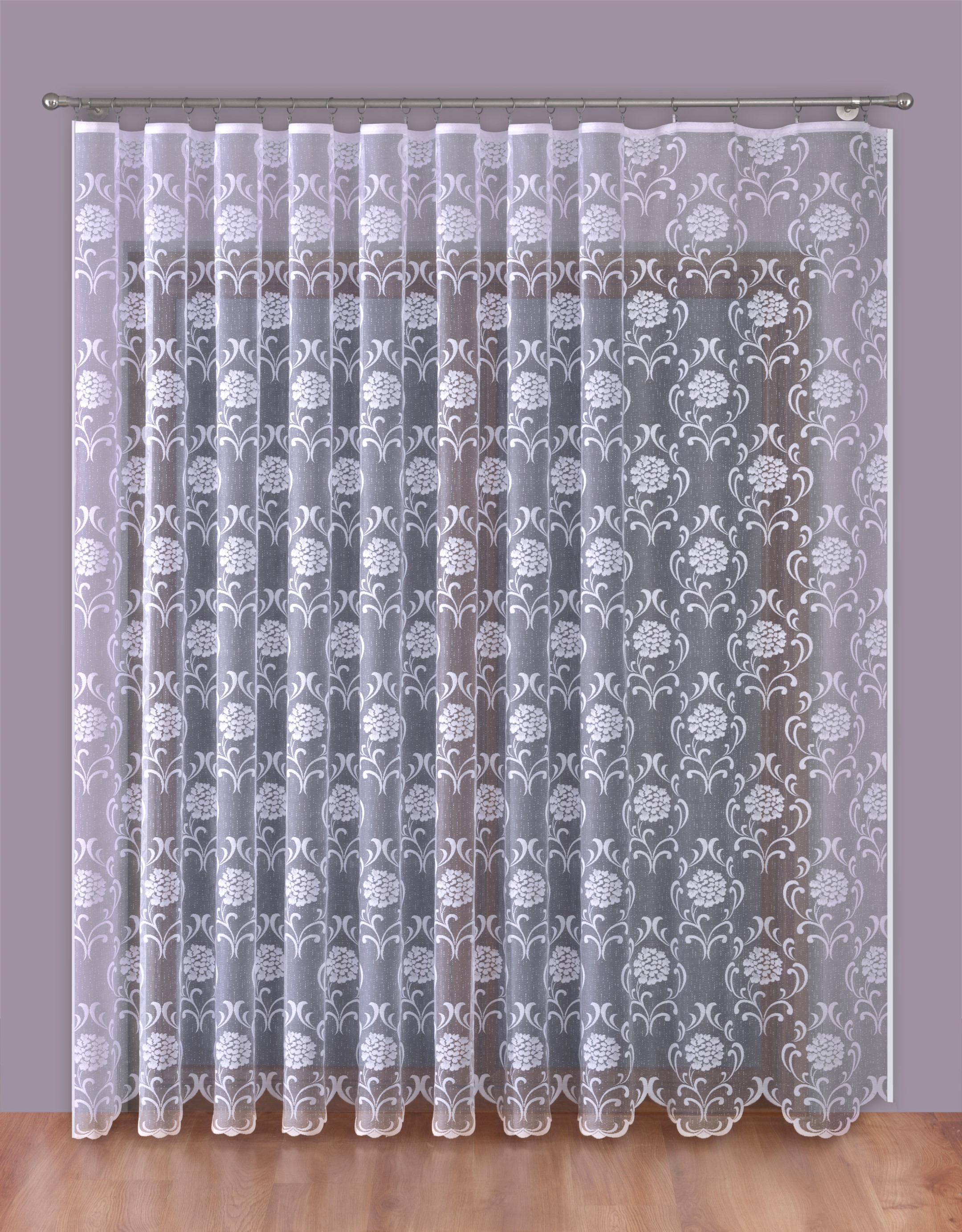 Шторы Primavera Классические шторы Larry Цвет: Белый шторы primavera классические шторы maev цвет белый