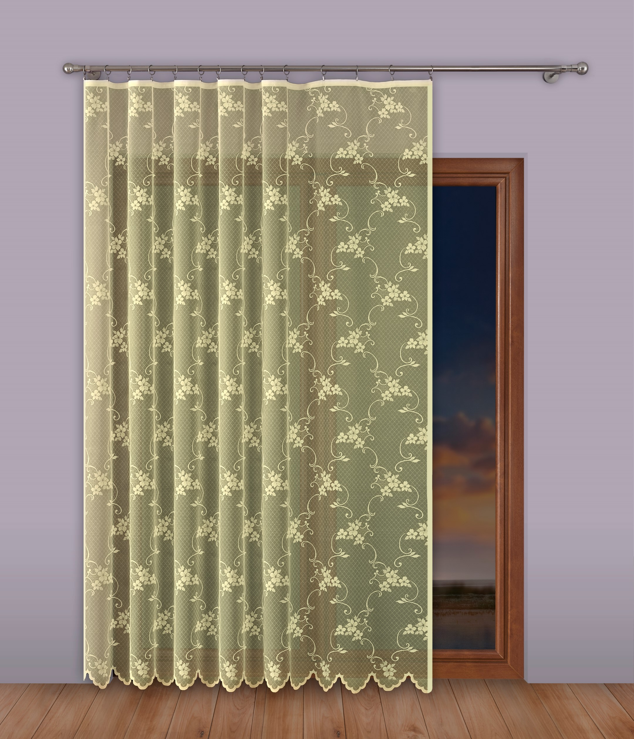 Шторы Primavera Классические шторы Luvinia Цвет: Кремовый шторы primavera классические шторы luvinia цвет кремовый