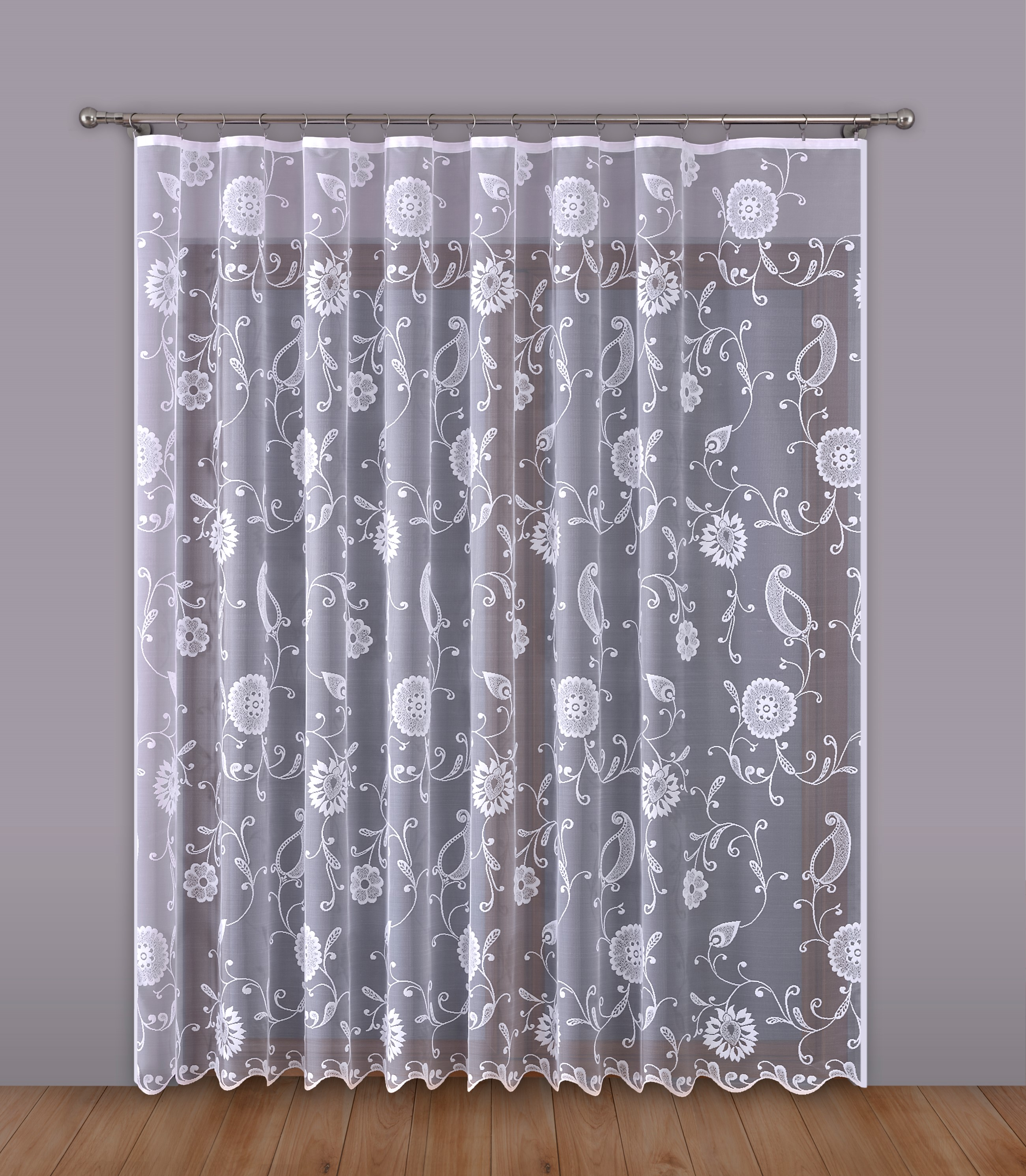 Шторы Primavera Классические шторы Gerry Цвет: Белый шторы kauffort классические шторы barolo