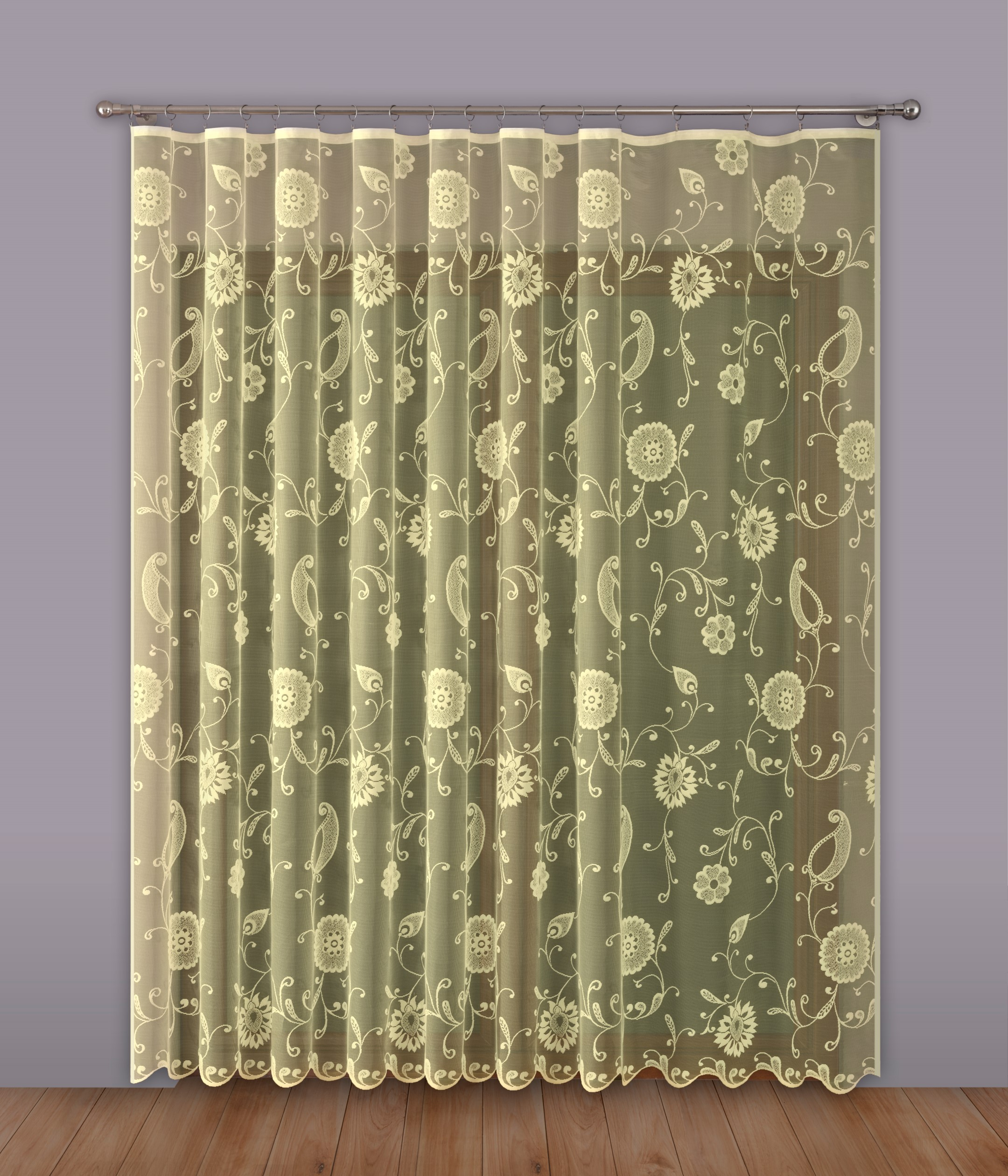 Шторы Primavera Классические шторы Gerry Цвет: Кремовый шторы primavera классические шторы luvinia цвет кремовый