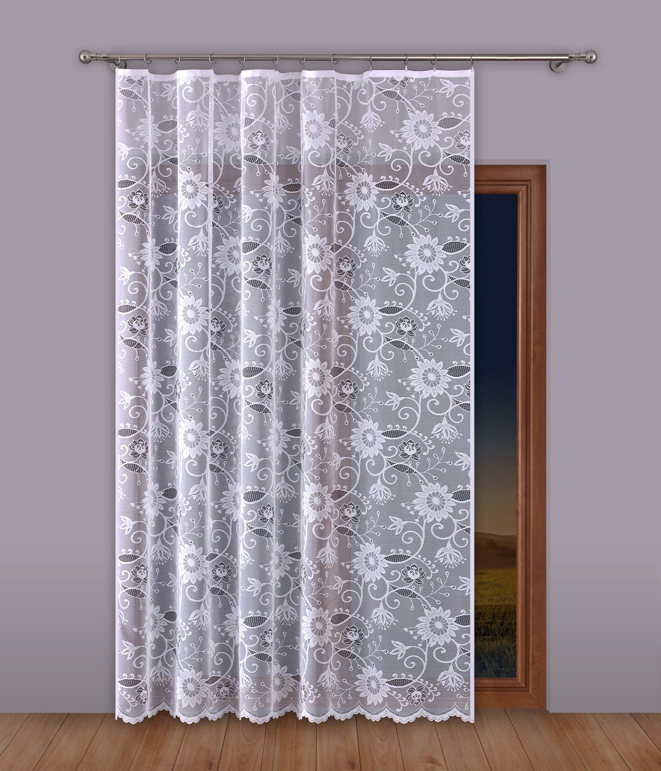 Шторы Primavera Классические шторы Beelzebub Цвет: Белый шторы primavera классические шторы larry цвет белый
