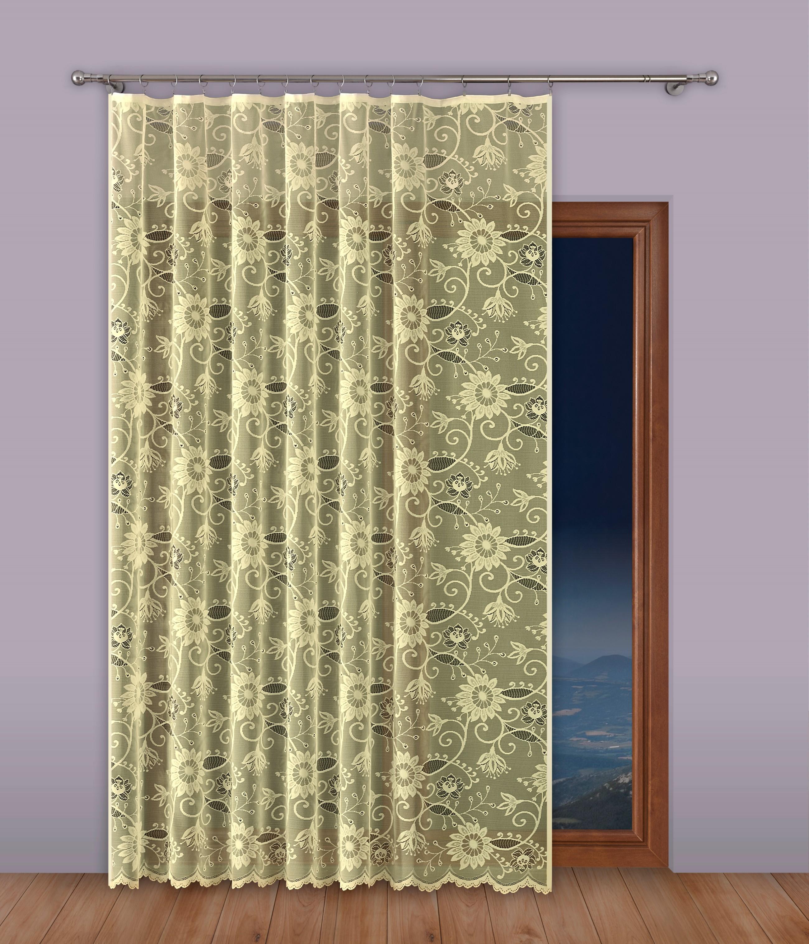Шторы Primavera Классические шторы Beelzebub Цвет: Кремовый шторы kauffort классические шторы barolo