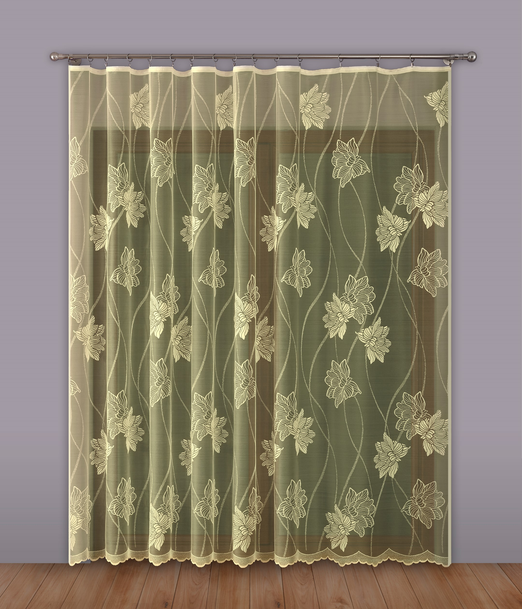 Шторы Primavera Классические шторы Thyrza Цвет: Кремовый шторы primavera классические шторы maev цвет персиковый