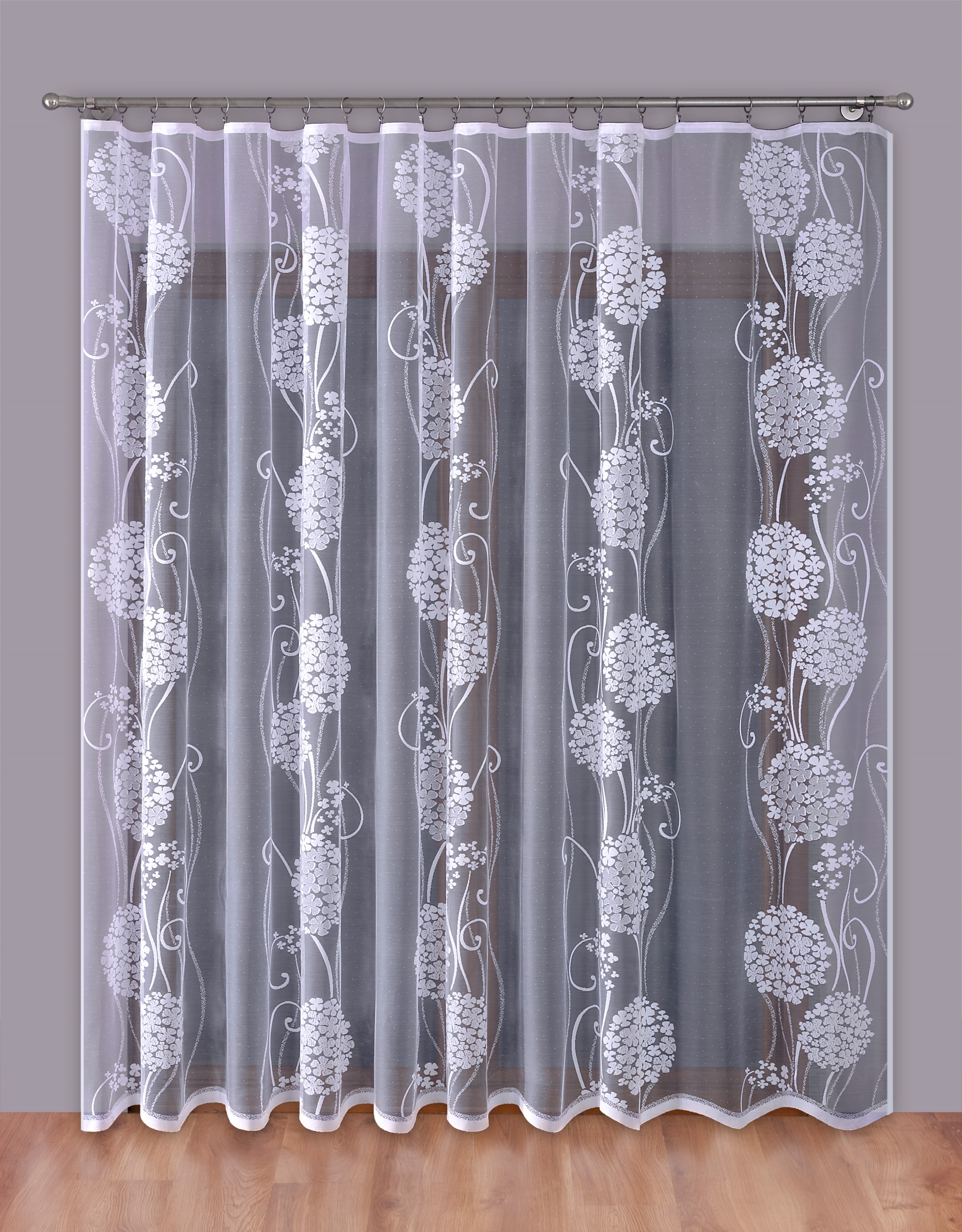 Шторы Primavera Классические шторы Cohen Цвет: Белый шторы primavera классические шторы caroline цвет сиреневый