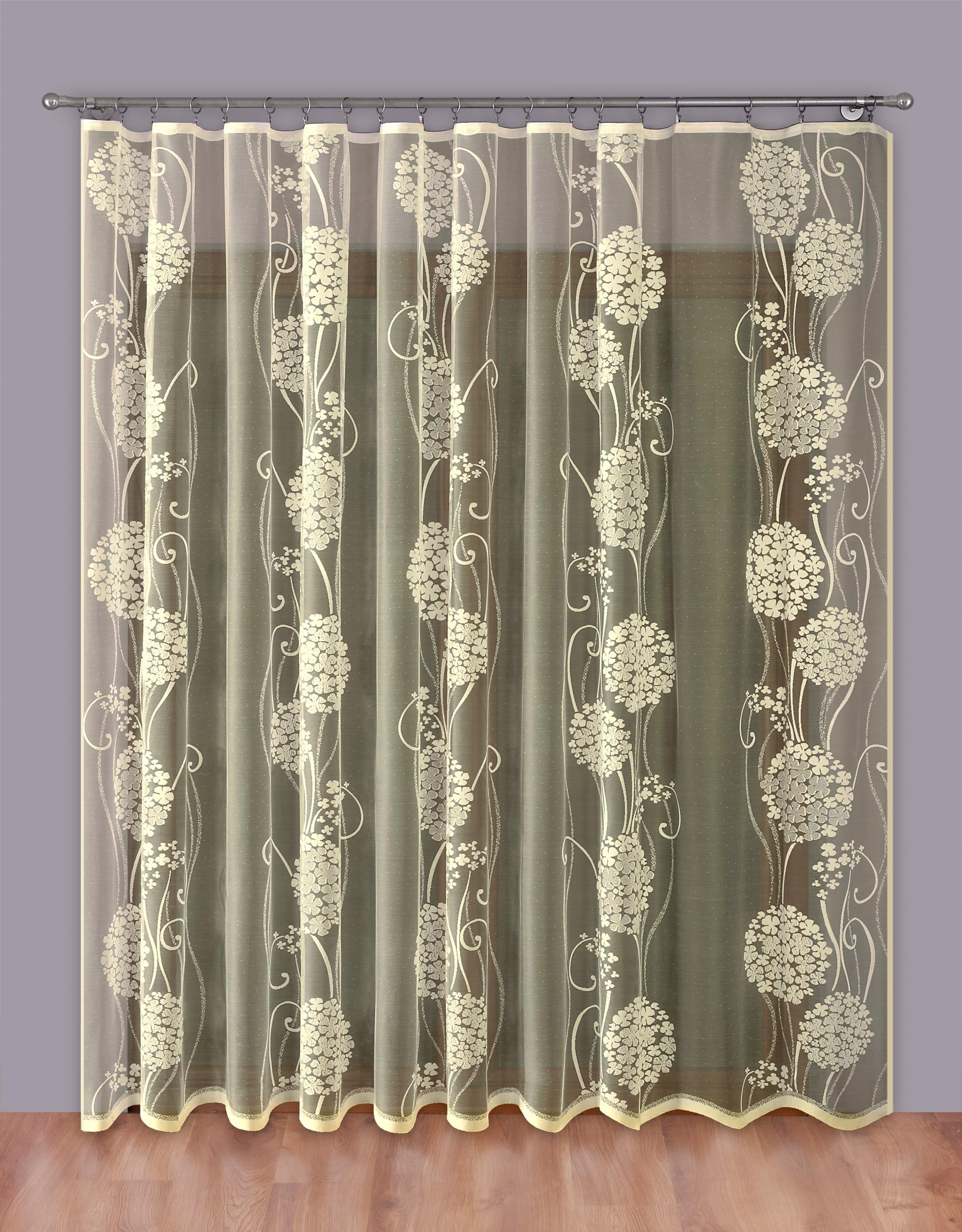 Шторы Primavera Классические шторы Cohen Цвет: Кремовый