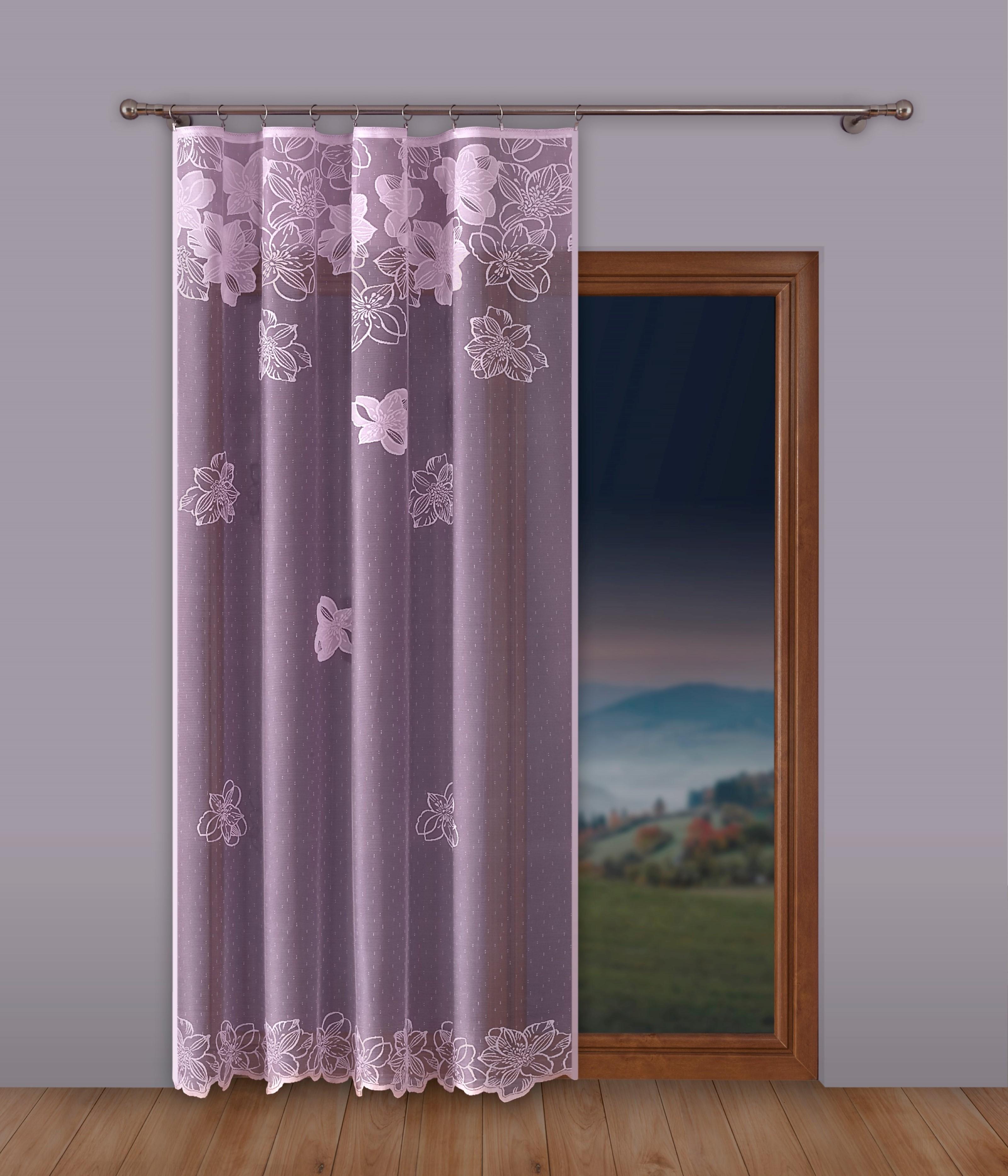 Шторы Primavera Классические шторы Maev Цвет: Сиреневый шторы primavera классические шторы caroline цвет сиреневый
