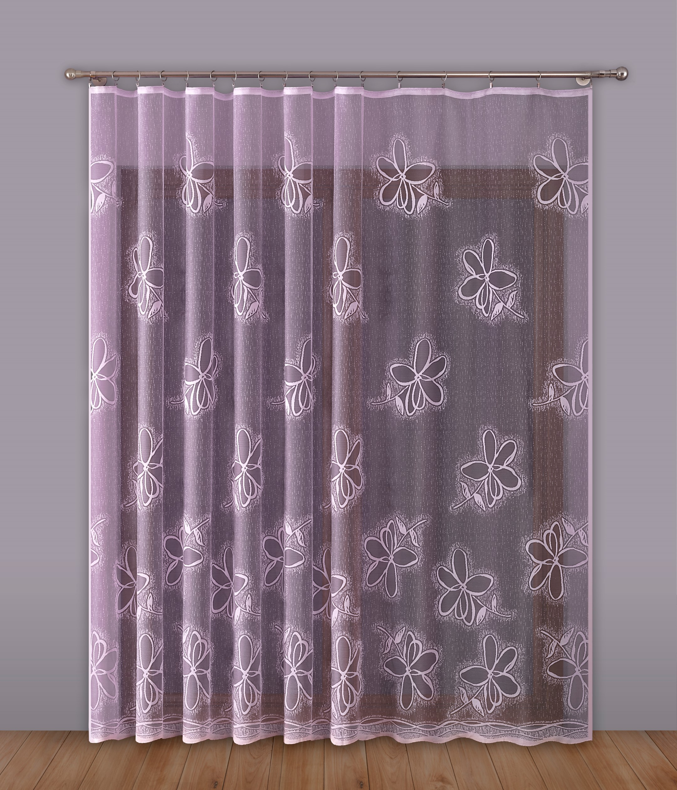 Шторы Primavera Классические шторы Ballard Цвет: Сиреневый шторы primavera классические шторы caroline цвет сиреневый