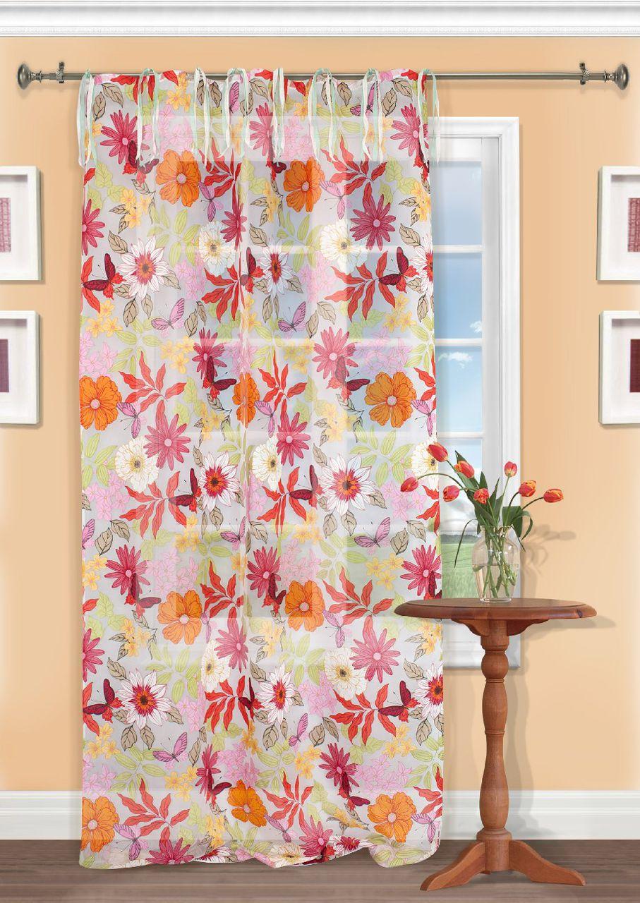 Шторы Kauffort Классические шторы Rumba-M Цвет: Розовый шторы kauffort классические шторы barolo