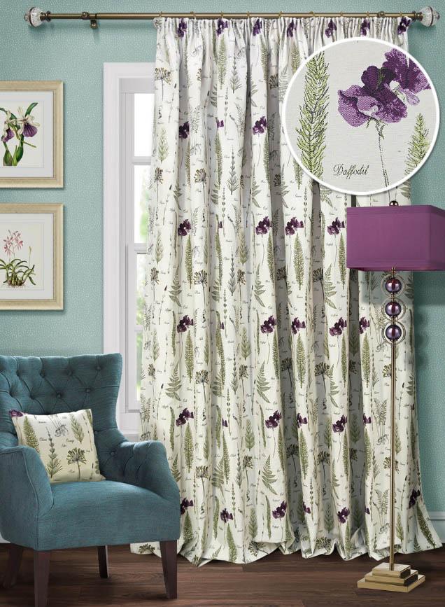 Шторы Kauffort Классические шторы Botany - XL шторы kauffort классические шторы cresh xl цвет шампань