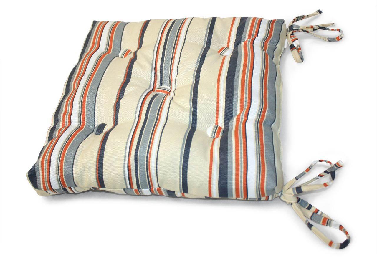 Подушки на стул Kauffort Подушка на стул Baldini (40х40) подушка на стул kauffort barolo