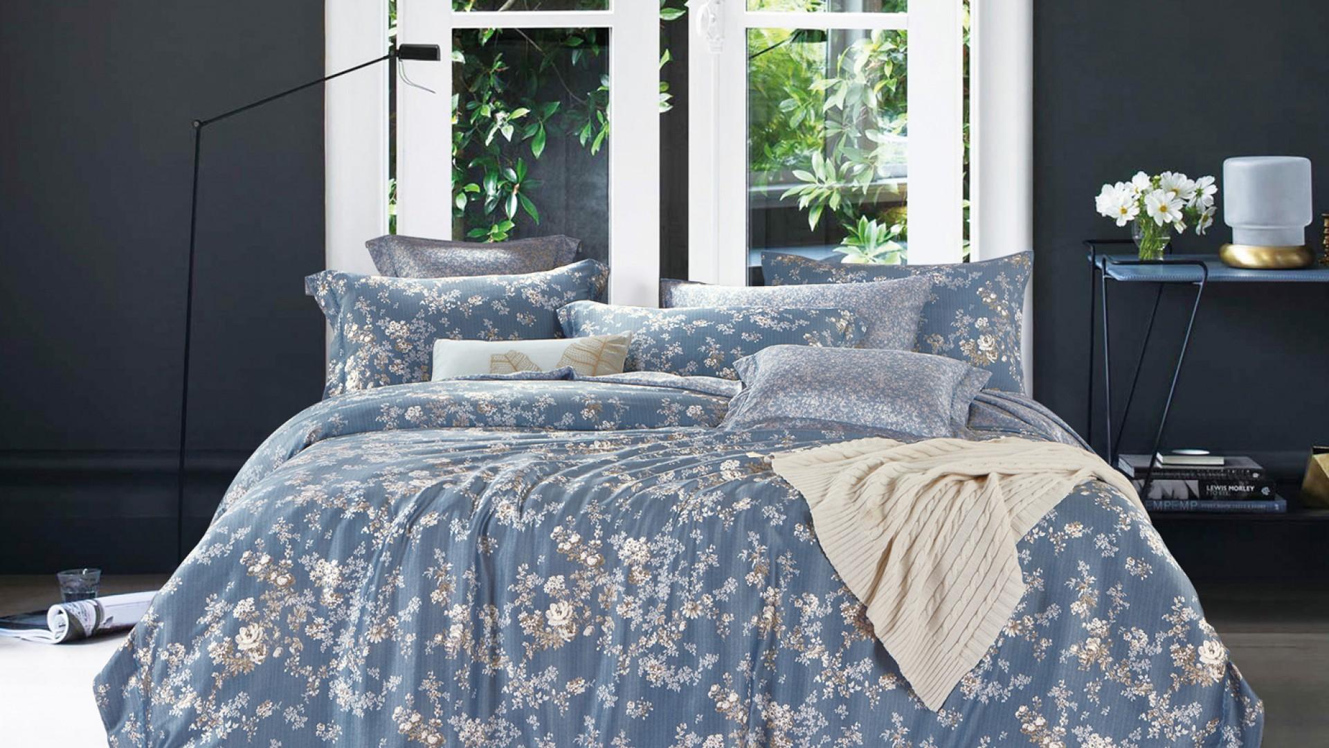 Постельное белье Asabella Постельное белье Monica  (семейное) постельное белье asabella постельное белье 1 5 спальное тенсел сатин