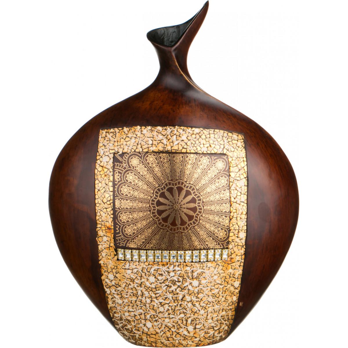 {} Lefard Ваза Shell (43 см) lefard ваза dikla 26 см