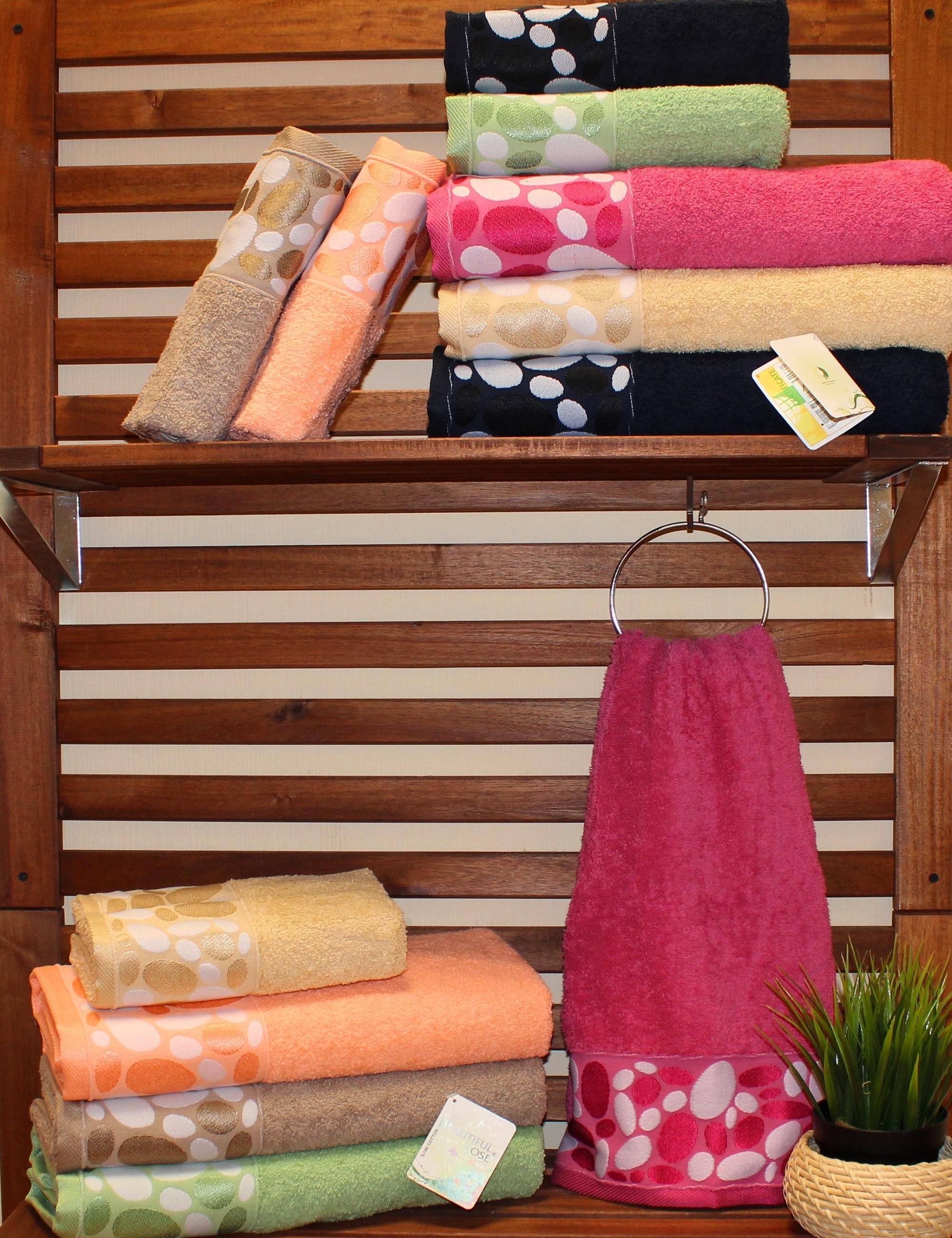 Полотенца Beautiful Rose Полотенце Албанские Камни (70х140 см - 6 шт)