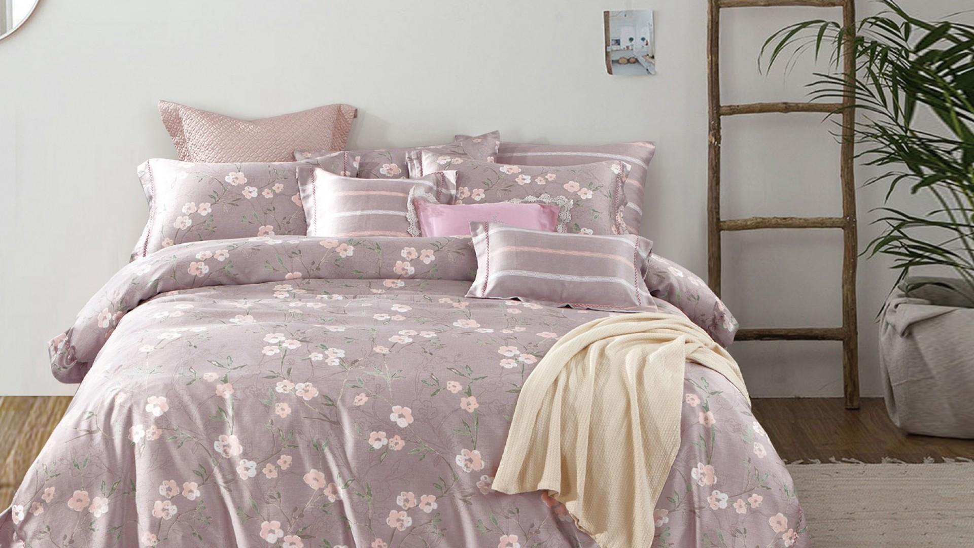 Постельное белье Asabella Постельное белье Lakeland  (2 сп. евро) постельное белье asabella постельное белье 1 5 спальное тенсел сатин