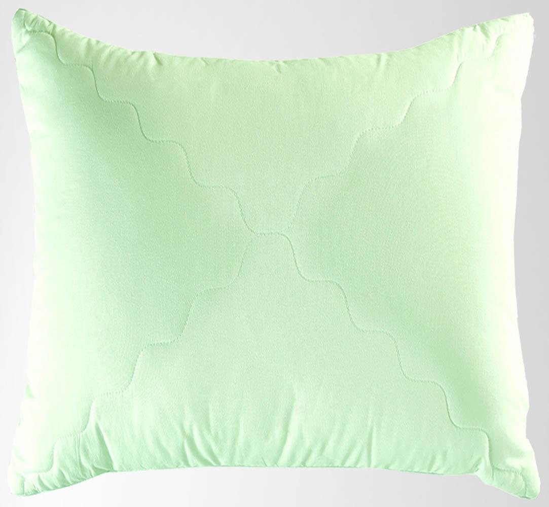Подушки Primavelle Подушка EcoBamboo Цвет: Светло-Зеленый (70х70) подушка wendre tencel comfort 70х70 тэнсель 30% полиэстер 70%
