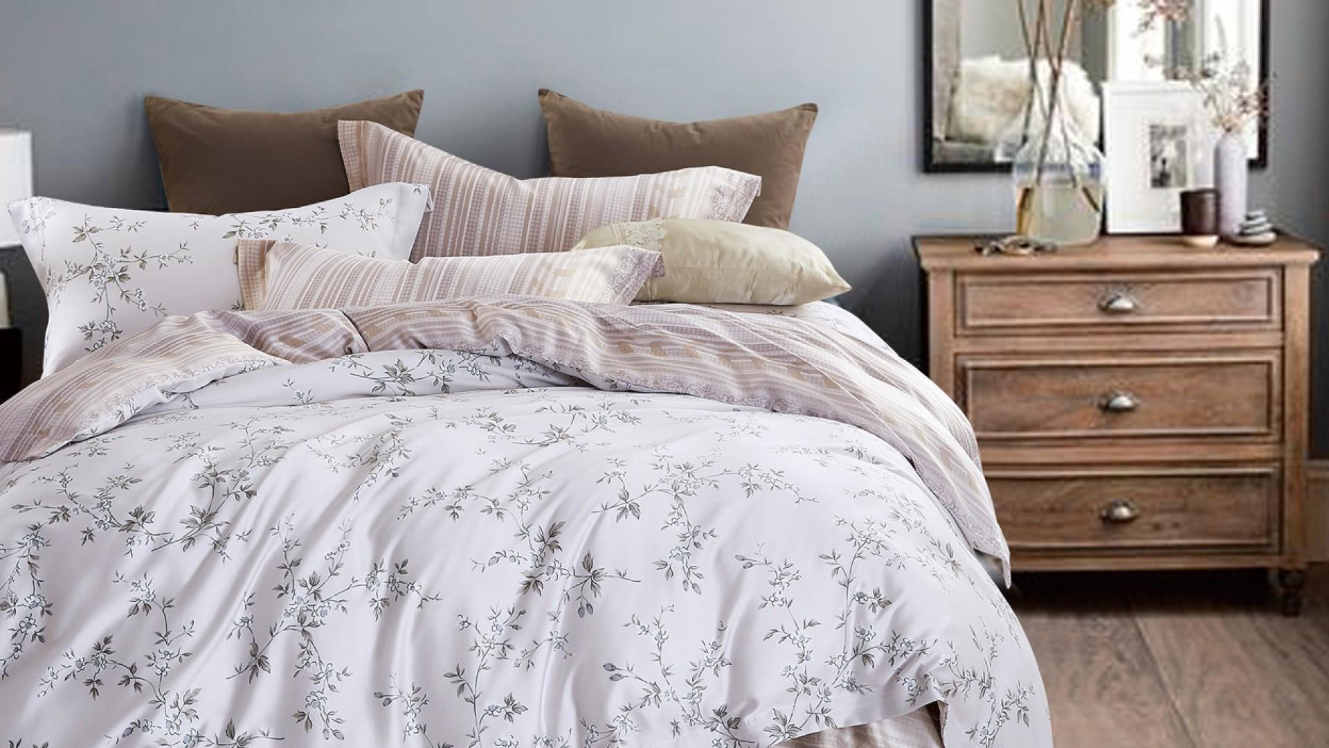 Постельное белье Asabella Постельное белье Dasia  (2 сп. евро) постельное белье asabella постельное белье 1 5 спальное тенсел сатин
