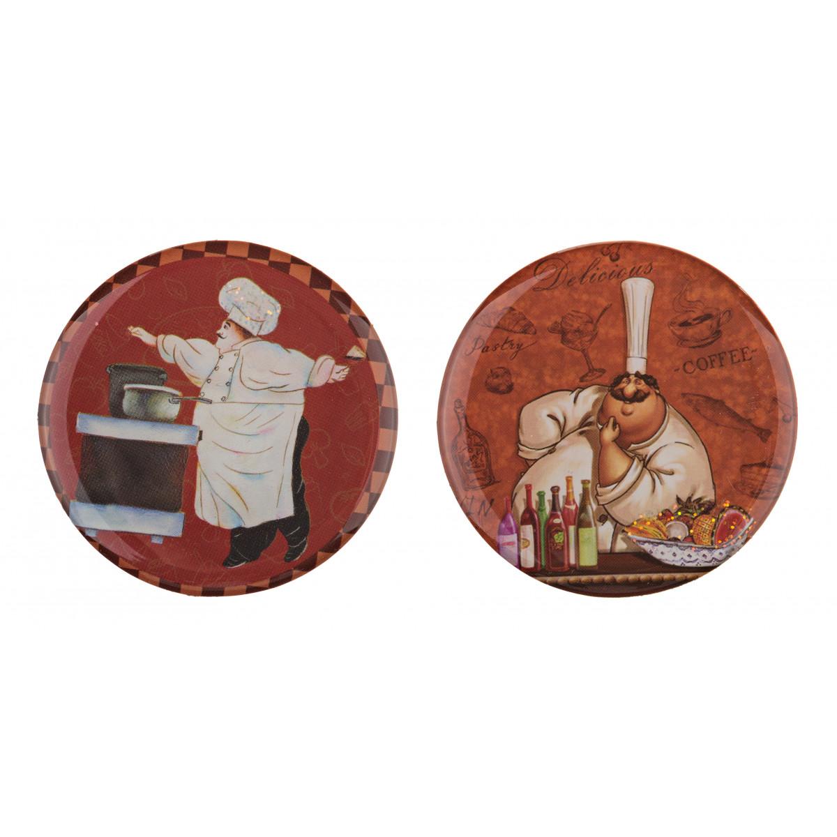 {} Arti-M Сувенир Caspian (5х5 см) магнит angelucky умный совёнок пластик авторская работа 5 х 7 5 см