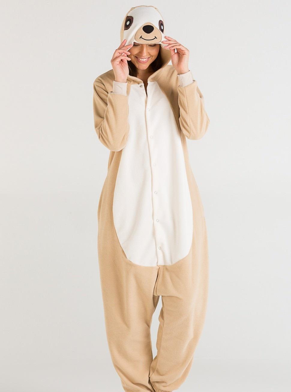 Пижамы Футужама Пижама-кигуруми Ленивец (L)