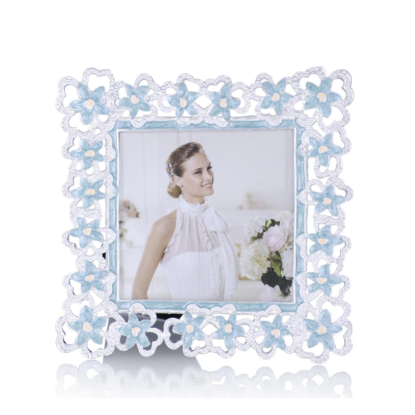 {} Home Philosophy Фоторамка Kleora (16х16 см) шкатулка фоторамка для ювелирных украшений moretto 18 x 13 x 5 см 39867