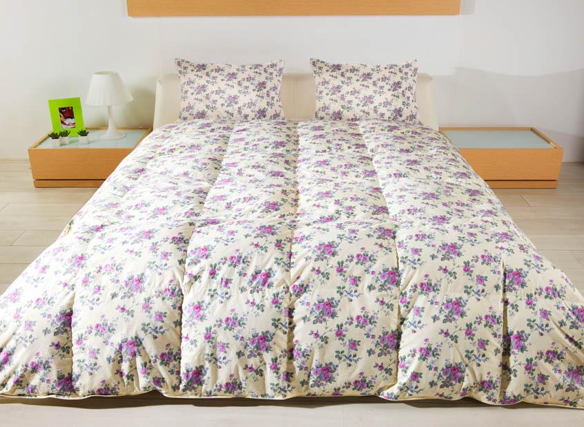 Одеяла Подушкино Одеяло Сонюшка Цвет: Бежевый (140х205 см) одеяло лэмби цвет бежевый 140 х 205 см
