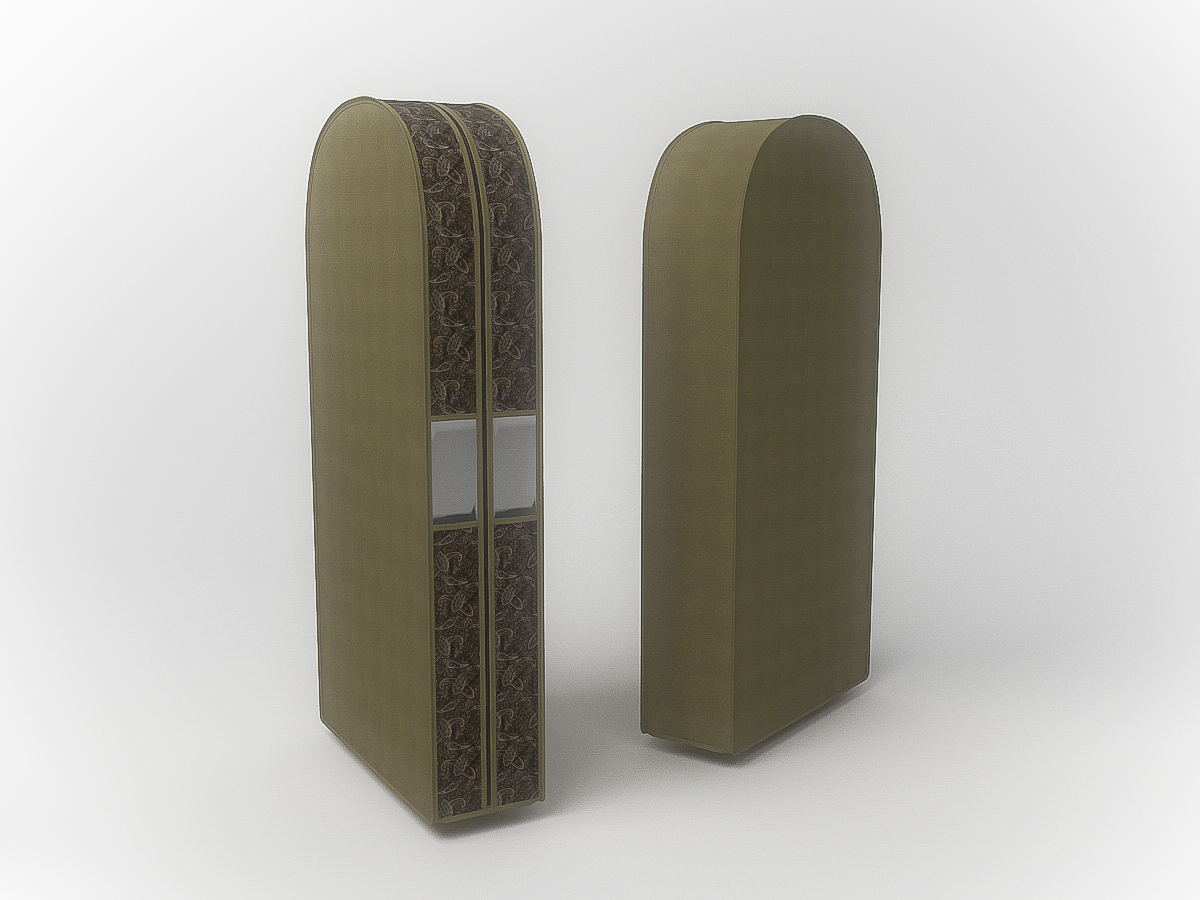 {} CoFreT Чехол для одежды Русский Шик (20х60х100 см)