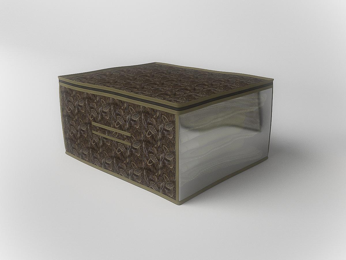 {} CoFreT Кофр для хранения Русский Шик (30х50х60 см) кофр стеллажный для хранения вещей valiant vintage 2 секции 50 x 30 x 20 см