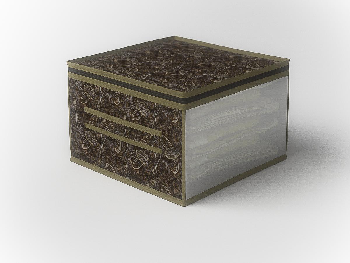 {} CoFreT Кофр для хранения Русский Шик (20х30х30 см) коробки для хранения cofret кофр малый жесткий русский шик 1231