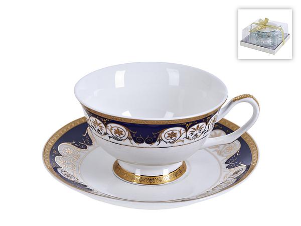 {} Best Home Porcelain Чайная пара Indigo (200 мл) best home porcelain чайная пара альпийский сад 250 мл