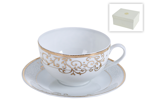 {} Best Home Porcelain Набор кружек Ballet (300 мл) набор кружек amber porcelain надписи цвет белый зеленый красный 220 мл 2 шт