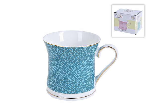 {} Best Home Porcelain Кружка Морская Волна (375 мл) кружка amber porcelain орнамент цвет белый черный 220 мл