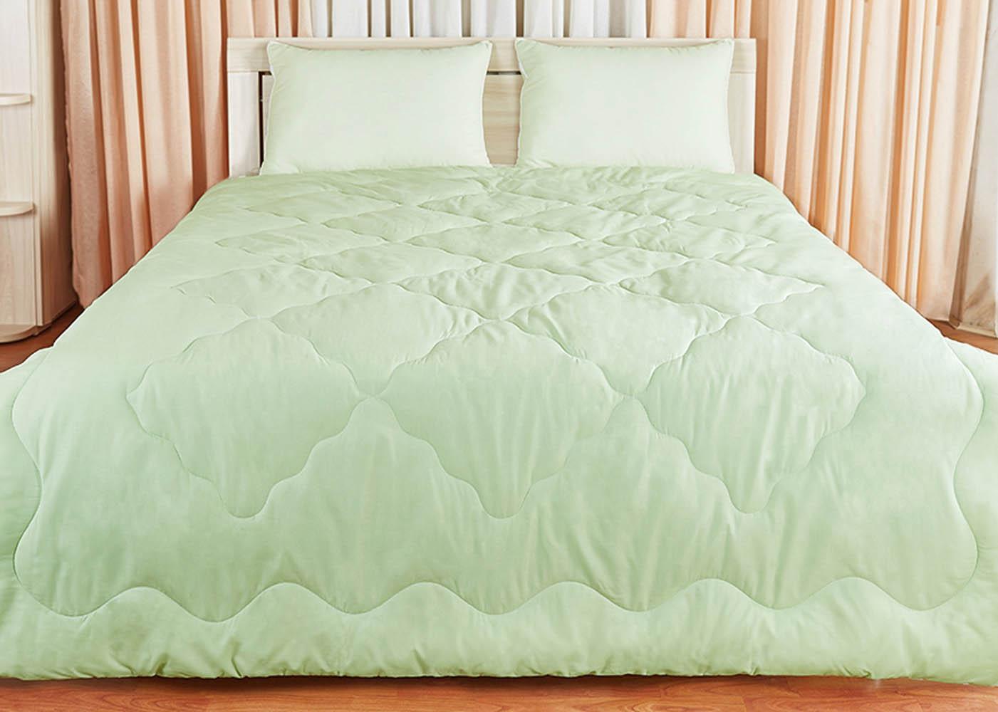 Одеяла Primavelle Одеяло Лежебока Цвет: Салатовый (140х205 см)