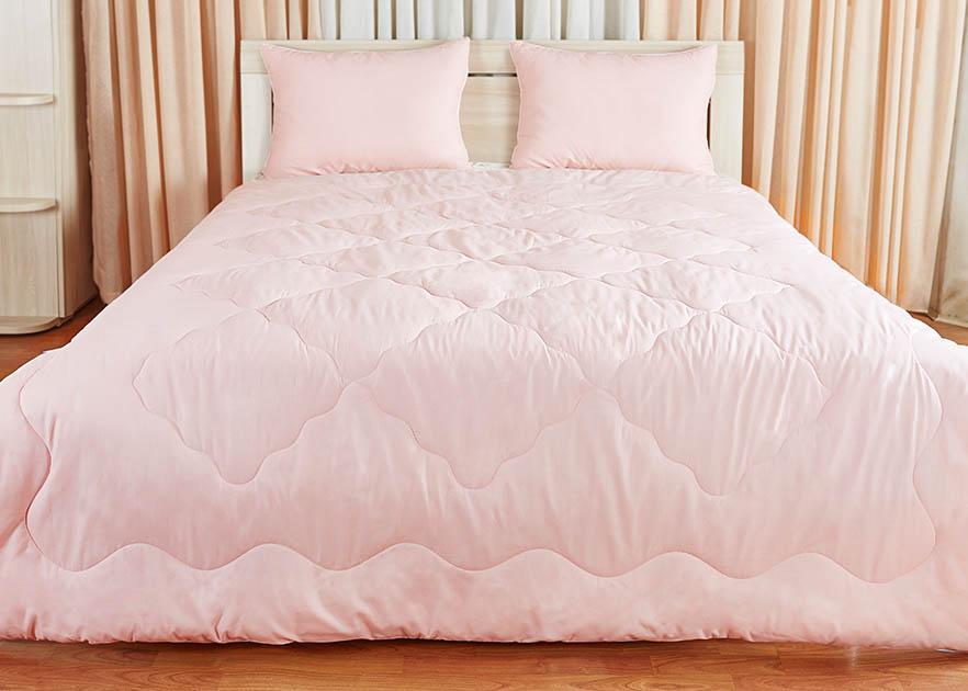 Одеяла Primavelle Одеяло Лежебока Цвет: Розовый (140х205 см)