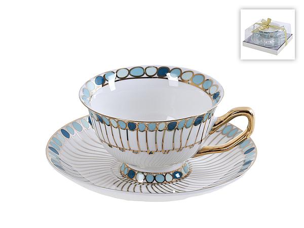 {} Best Home Porcelain Чайная пара Камушки (200 мл) dg home софа papa bear dark grey